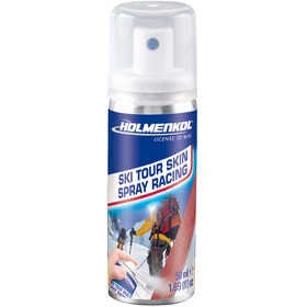 Holmenkol Ski Tour Skin Spray Racing 50ml , sininen/läpinäkyvä